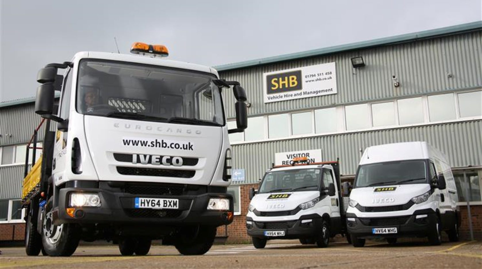SHB Vehicle Hire chooses FOD technology platform to underpin new customer experience