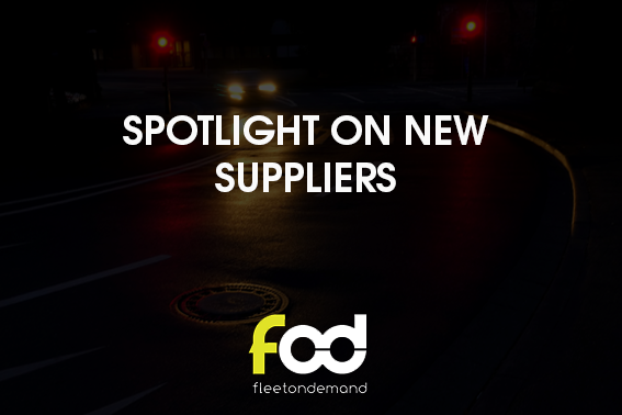 Spotlight on New Suppliers