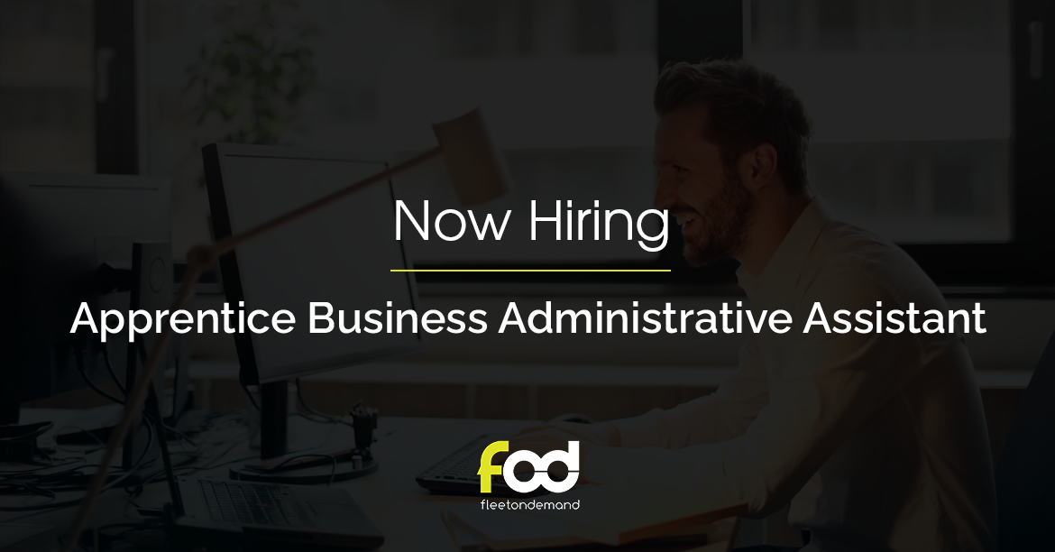 POSITION FILLED: Business Administrative Assistant