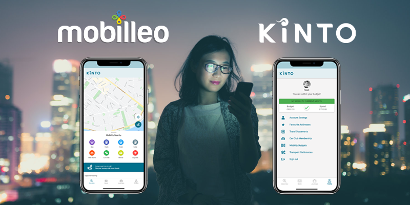 KINTO chooses Mobileo to drive mobility offering in the UK