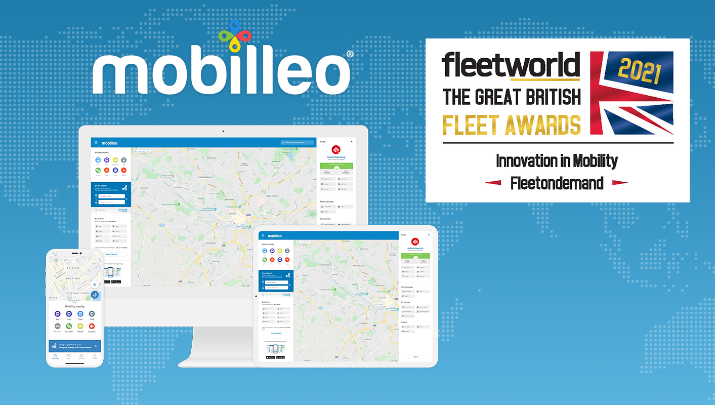 Fleetondemand wins Fleet World's innovation in mobility award two years in a row